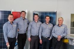 SolarKing Sales Team