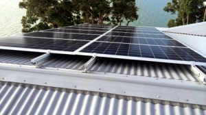 SolarKing 3Kw Solar package installed