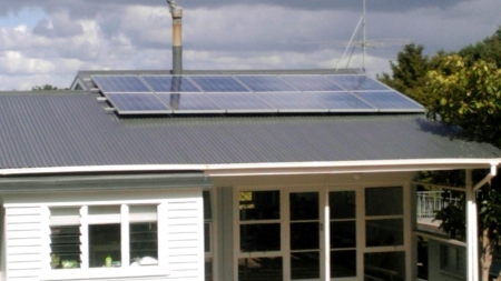 Another SolarKing 3Kw installation