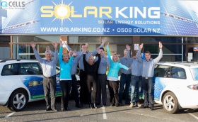 Friendly SolarKing team