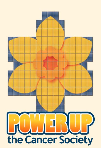 Power up the Cancer Society