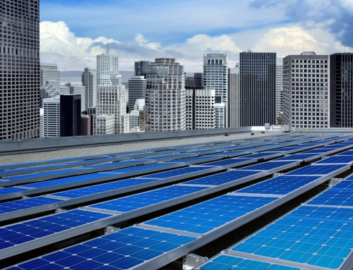 Commercial businesses getting serious about rooftop solar power