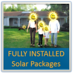 Fully Installed Solar Packages - SolarKing