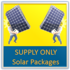 Supply Only Solar Packages - SolarKing