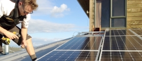 SolarKing Recent Solar installs