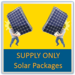 Supply Only Solar Packages