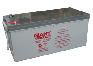 AGM Batteries - SolarKing