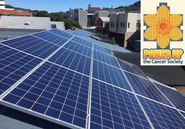 Margaret Stewart House - Cancer Society - SolarKing Community Project