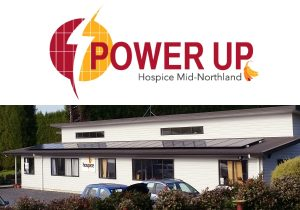 Mid North Hospice - SolarKing community project