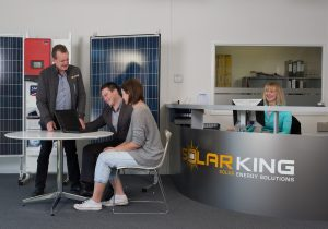 Contact SolarKing today