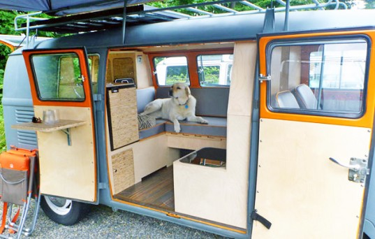 solar globe-trotting vw bus | solarking - nz solar energy specialists