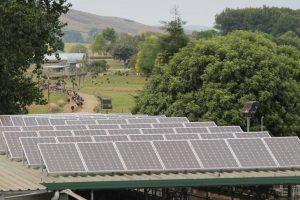 Rural Solar - Dairy Shed Tilt Frame
