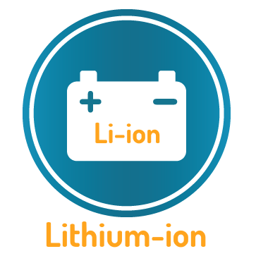 Lithium Ion Solar Batteries