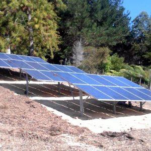 Rural Solar Array