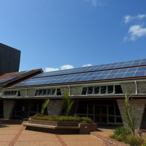 Dilworth School - Commercial Solar installation
