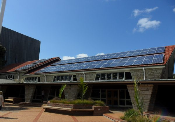 Dilworth School - Commercial Solar installation