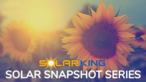 Solar Snapshot Video FAQ series