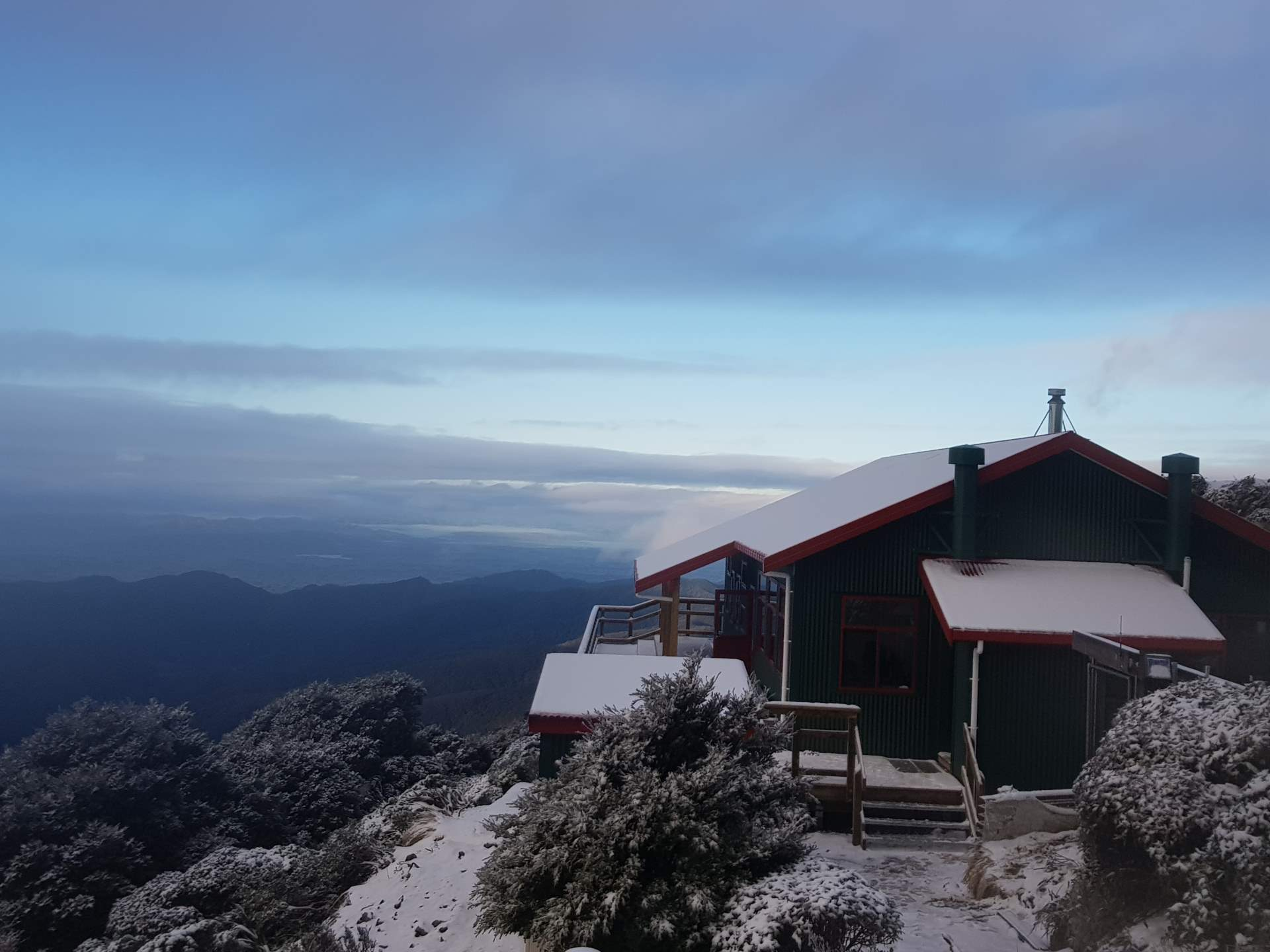 Powell Hut Off Grid Solar 1
