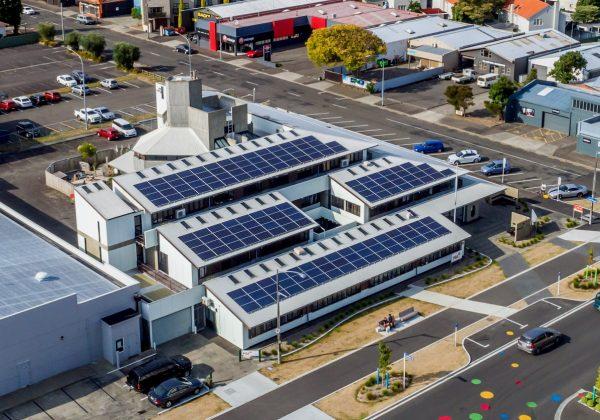 Commercial Solar Manawatu House Annies Bakery