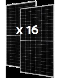 Container Door Solar Panels
