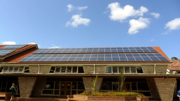 Dilworth School Solar Installation