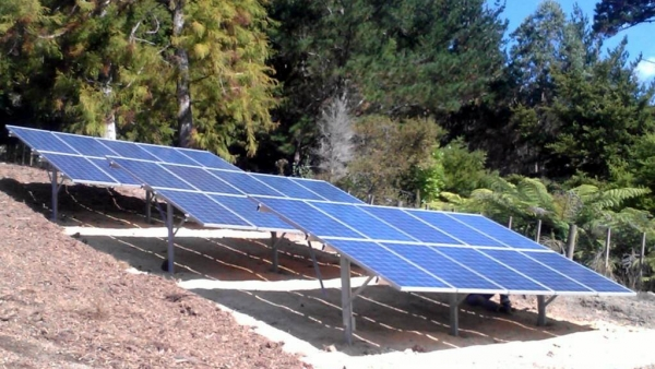 Ground based Solar Array NZ